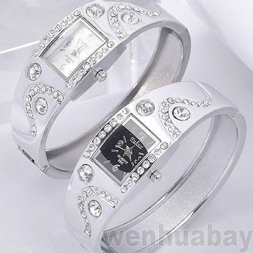 $4.28 (Buy here: https://alitems.com/g/1e8d114494ebda23ff8b16525dc3e8/?i=5&ulp=https%3A%2F%2Fwww.aliexpress.com%2Fitem%2FTrendy-Bracelet-Bangle-Wave-Rhinestone-Crystal-Wrist-Watch-Women-Girl-Gift-B6611%2F32260212485.html ) Trendy Bracelet Bangle Wave Rhinestone Crystal Wrist Watch Women Girl Gift B6611 for just $4.28