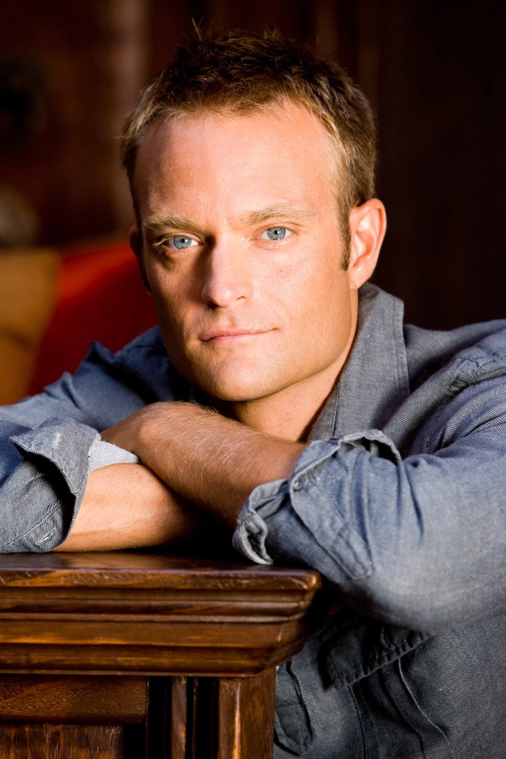 Chad Allen - American actor best known for his role on Dr. Quinn, Medicine Woman