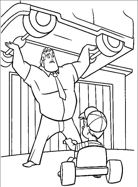 Incredibles Coloring Pages Best Coloring Pages For Kids Super Coloring Pages Lego Coloring Pages Disney Coloring Pages