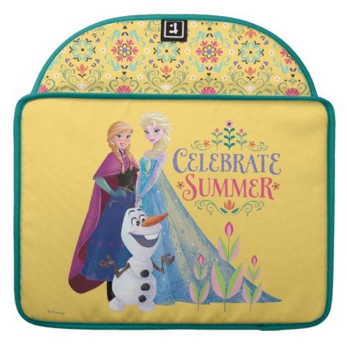 Celebrate Summer MacBook Pro Sleeve  Princess  Elsa and Anna Products from Disney Frozen  https://www.artdecoportrait.com/product/celebrate-summer-macbook-pro-sleeve/  #frozen #disney #Elsa #Anna #SnowQueen #disneyprincess #gift #birthday #princess   More cool Disney Princess Gifts Ideas at www.artdecoportrait.com/shop