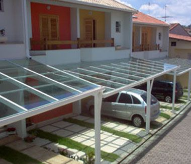 1000 ideas about garagem porta reforma no pinterest for Modelos de techos de garage