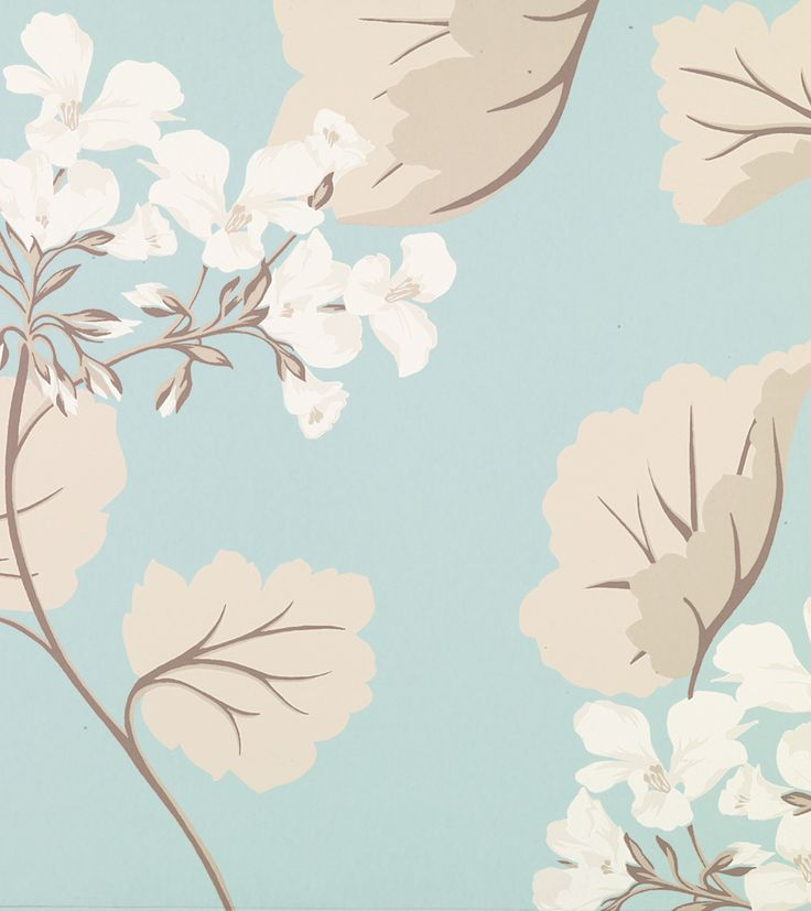 Duck egg wallpaper print danielle pinterest