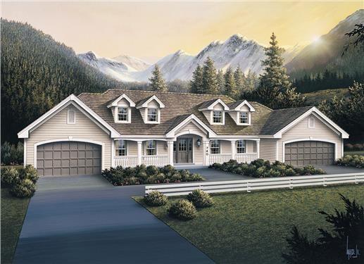 16 best multi family house plans images on pinterest for Multi living house plans