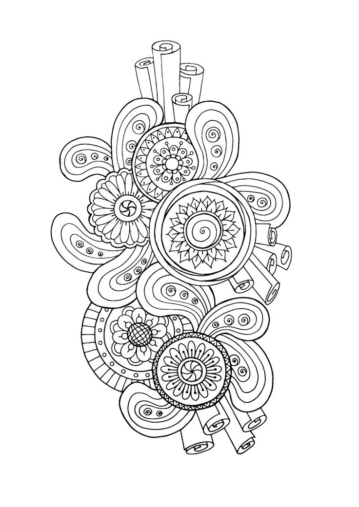 571 best images about adult coloring on pinterest