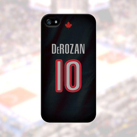 DeMar DeRozan  Toronto Raptors Case iPhone 4 4S 5 by PhoneJerseys, $16.99