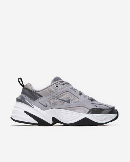 new style 33dbe 16e38 Nike Sportswear M2K Tekno BV7075 001  Atmosphere Grey  Footwear - Naked