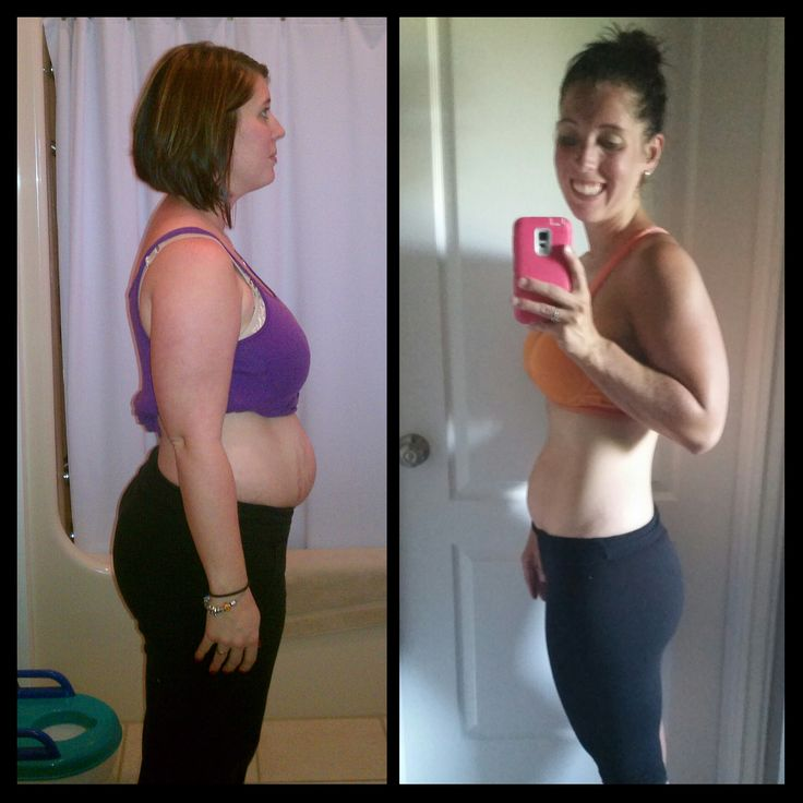 Fit Family Feature #26 (Sarah) This mother runner's story is so motivational! The change between her very first mile to a half marathon is incredible! Fitness & Running