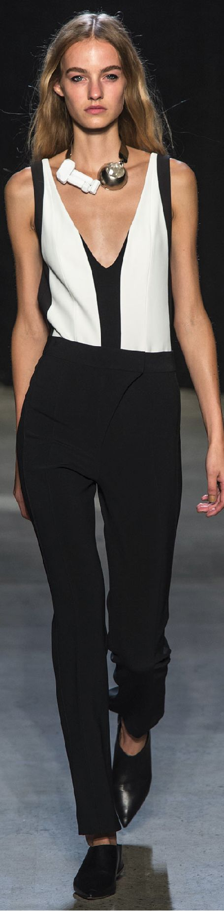 Narciso Rodriguez Spring 2015 Ready-to-Wear