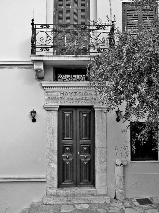 Kanellopoulos Museum, Panos Street, Plaka