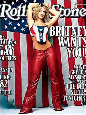 Britney on Rolling Stone