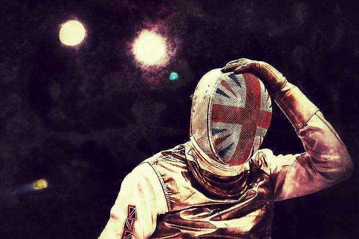Craig McCann - Paralympics GB Fencer