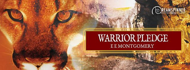 My Fiction Nook: Blogtour: Warrior Pledge by EE Montgomery