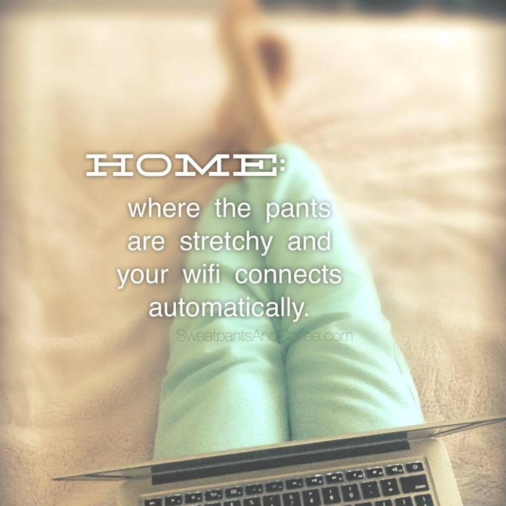 There's no place like home. #quotes #comfort