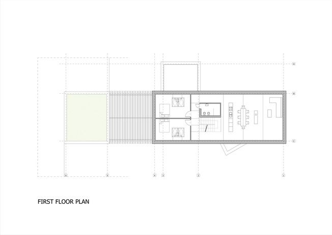Kropka studio: Dom na Jurze #houseplan #houseplans