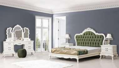 Berrak Beyaz Yatak Odası  | 14352,4 TL
