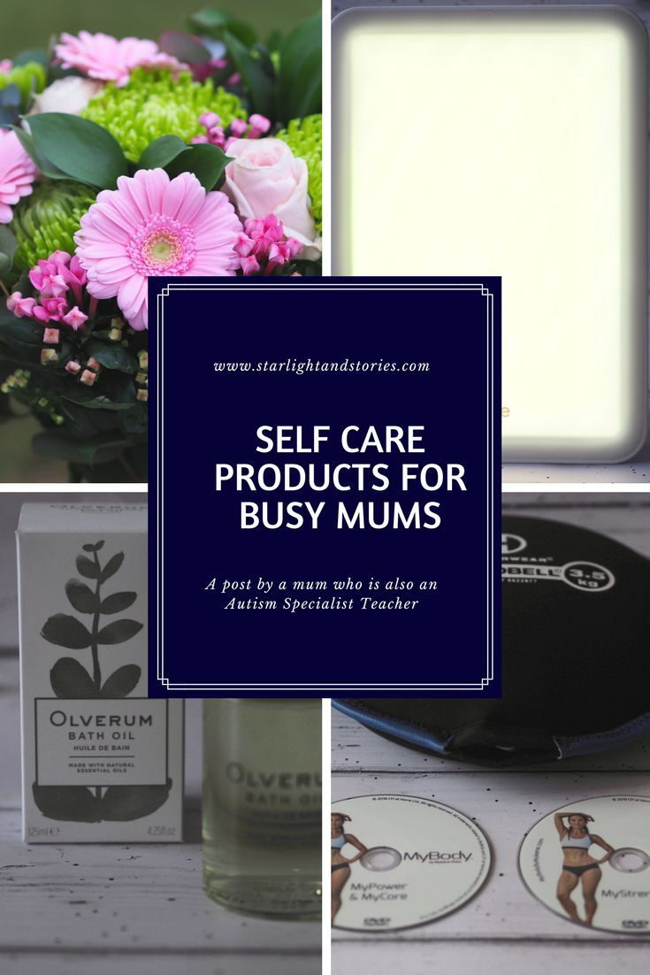 Self Care Products For Busy Mums