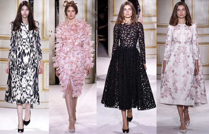Giambattista Valli - Paris Haute Couture Spring Summer 2013