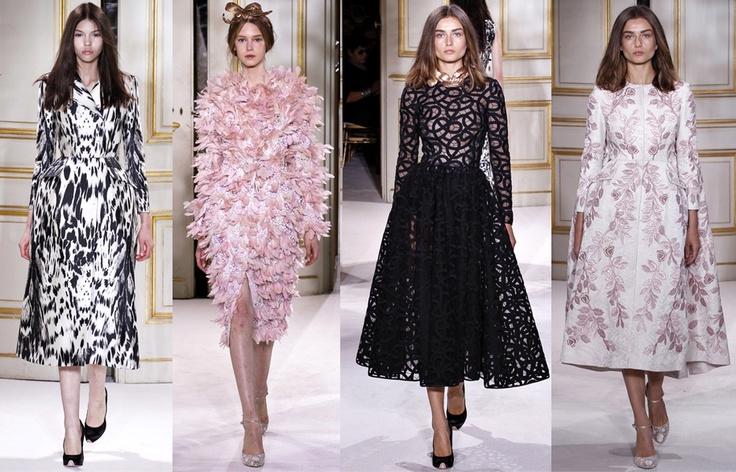 Giambattista Valli - Paris Haute Couture Spring Summer 2013