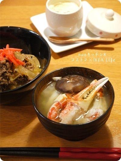 コストコの生ズワイガニde夕食♪ by naoさん | レシピブログ - 料理 ...