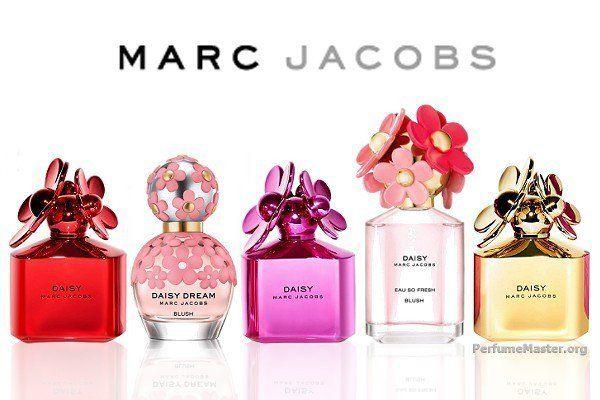 Marc Jacobs Perfume Collection 2016 - PerfumeMaster.org