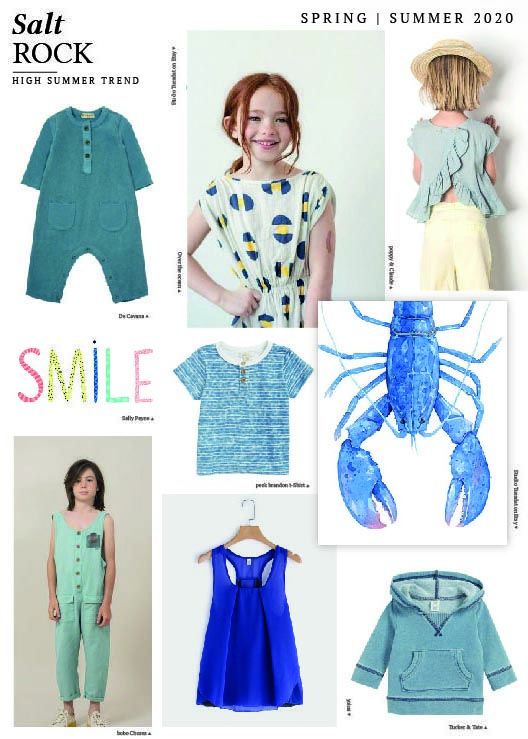 Summer Ideas For Kids 2020 K.I.D.S] Spring | CROSSBOW SS20 | Spring summer trends, Kids
