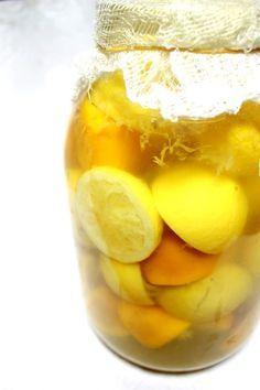 Meyve Kabuklarından Doğal Temizlik Sirkesi - http://www.modapinari.net/meyve-kabuklarindan-dogal-temizlik-sirkesi/