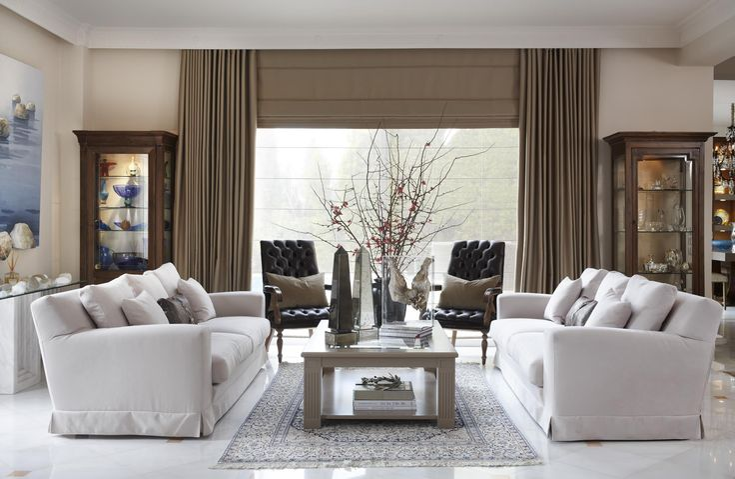 Best 25 cortinas modernas para sala ideas on pinterest - Imagenes de cortinas ...