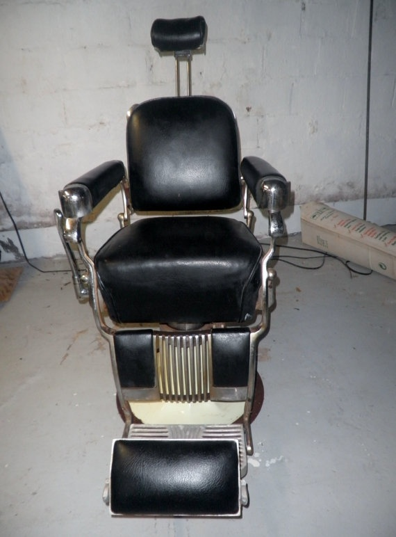 Exceptionnel 76 best Barber chairs images on Pinterest | Barber chair, Barber  MR87