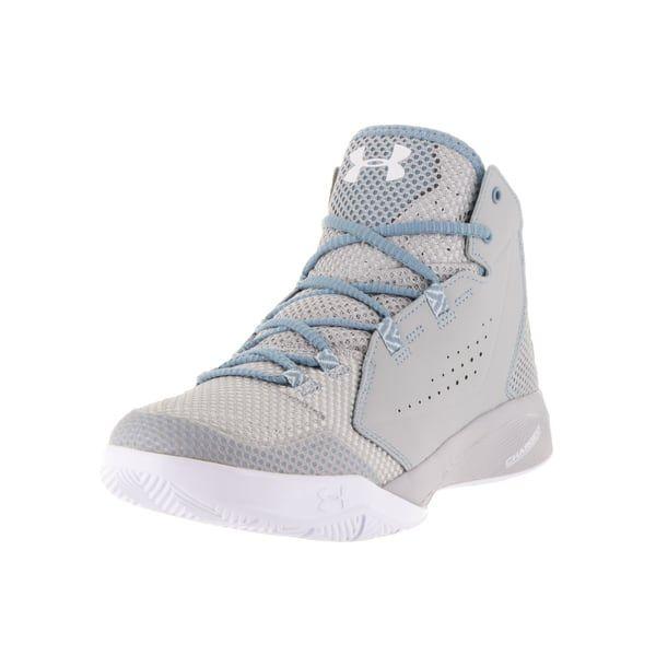 Under Armour Men's Torch Fade Alu/Sdr/Wht Basketball Shoe