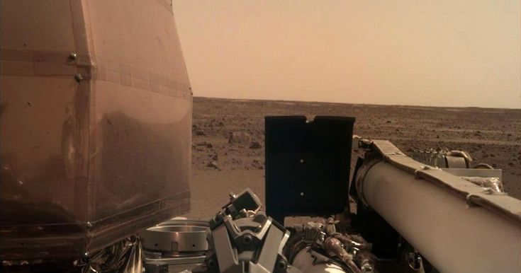 NASA's InSight lander delivers its first clear photo from Mars – Lakeside General Store