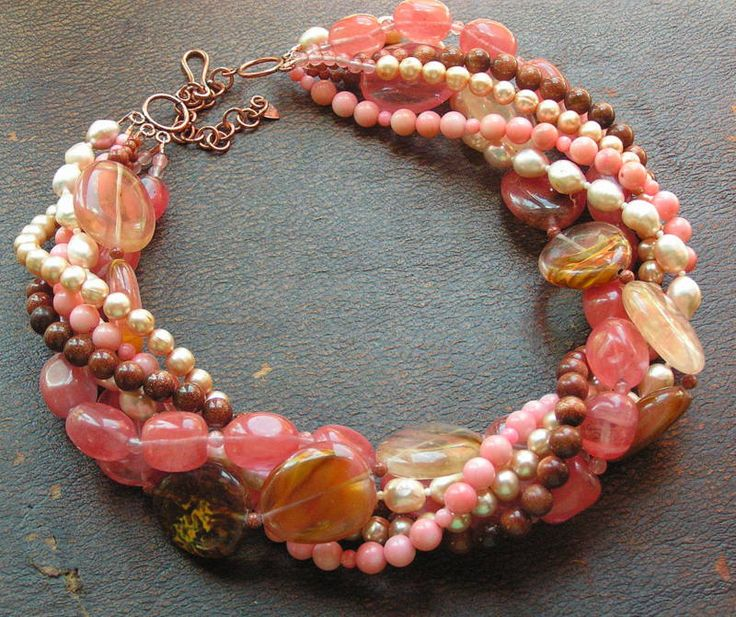 beads lover's torsade - no3...
