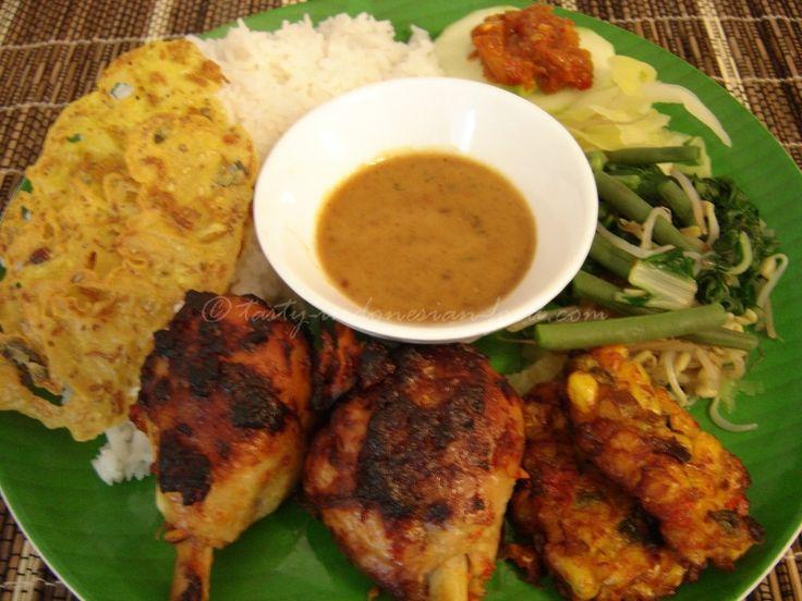 Tasty Indonesian Food - Pecel