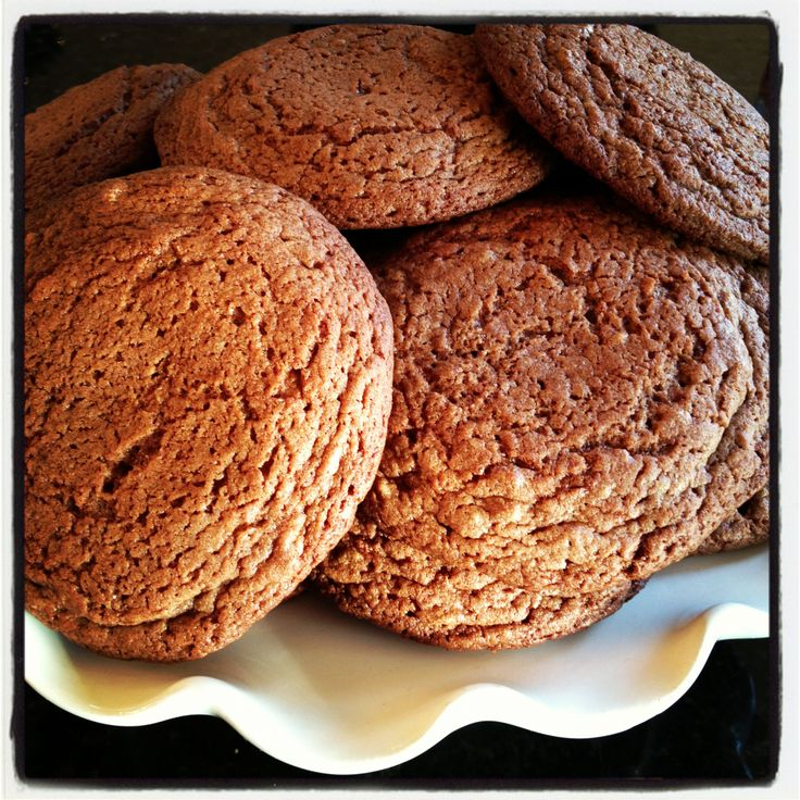 Sparkling Hazelnut Cookies Recipe — Dishmaps