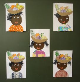Deze week werkten we met heel de school rond het thema Ethiopië !  Onze kleuters leerdenover Afrika in het algemeen: Hoe de mensen erwonen...