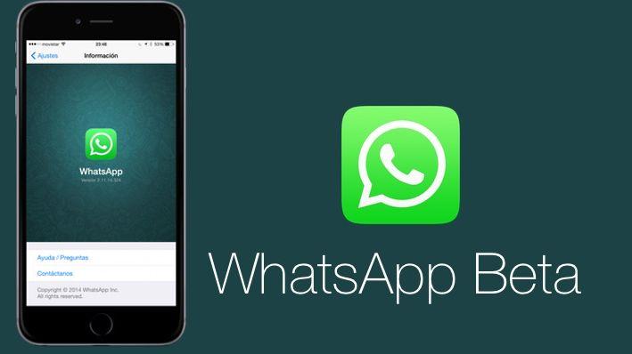 Como saber de atualizações do WhatsApp primeiro com WhatsApp Beta