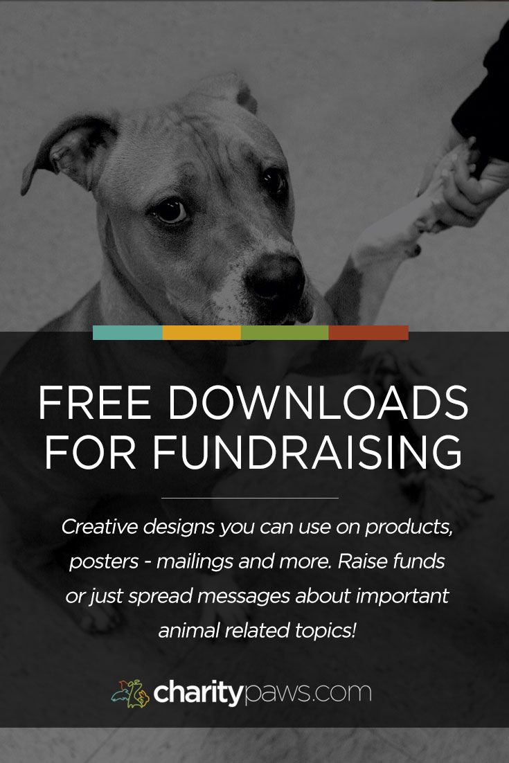 Free Pet Related Design Downloads That Animal Rescues And Shelters