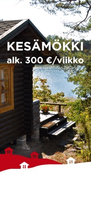 Rent a cottage in Finland!