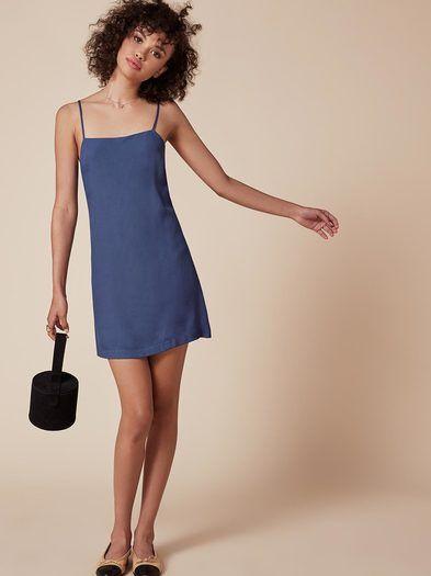 The Cece Dress  https://www.thereformation.com/products/cece-dress-bluebird?utm_source=pinterest&utm_medium=organic&utm_campaign=PinterestOwnedPins