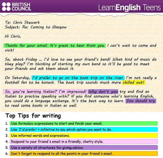 english grammar letter writing Document contains useful hints on what to consider when writing letters or other   the message but also spelling, grammar, punctuation, writing style and actual.