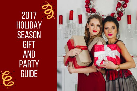 2017 Holiday Season Gift Items And Party Guide! #promotionalproducts #giveaways #blog #partyfavors #partyguide #seasongifts