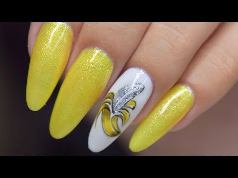 Banana Nails | April Ryan | Red Iguana - YouTube