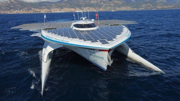 solární loď - Hledat Googlem