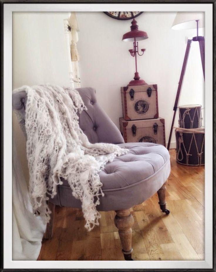 Ofelias Hus - Lantlig - Shabby Chic - Vintage Inredning när den är som bäst.