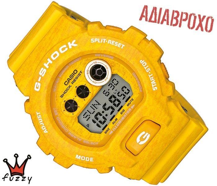 Ρολόι ανδρικό Casio G-SHOCK (GD-X6900HT-9ER)