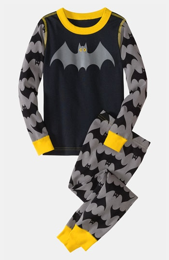 Hanna Andersson 'Halloween' Long Johns (Little Boys & Big Boys) available at #Nordstrom