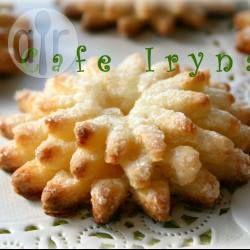 Фото рецепта: Творожное печенье Красивое
