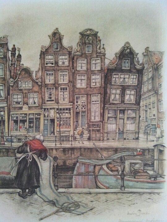 Amsterdam, Brouwersgracht
