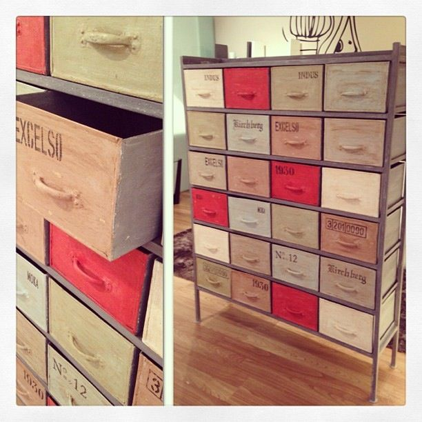Mejores 101 im genes de muebles cajas de madera fruta en - Muebles para frutas ...