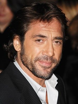 """Javier Bardem - Another brief flirtation that fell by the wayside after I saw him in """"No Country for Old Men"""".  Creepy. RW"""
