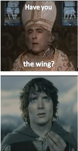 Princess Bride/LotR LOLOL!- LOTR/ Princess Bride my two favorite movies. This made me laugh so hard. I have tears in my eyes xD